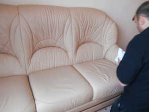 Sofa cleaning Hampton KT1