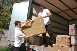 Removals man & van Lambeth SE