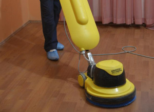 Hard floor cleaning Highlands EN2