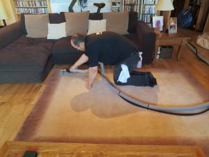 Rug cleaning Bow Church E3