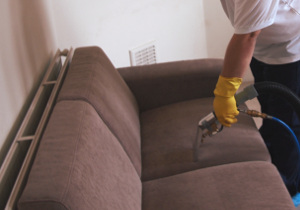 Upholstery cleaning in Jubilee EN1